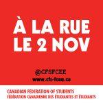 Journée d'action étudiante